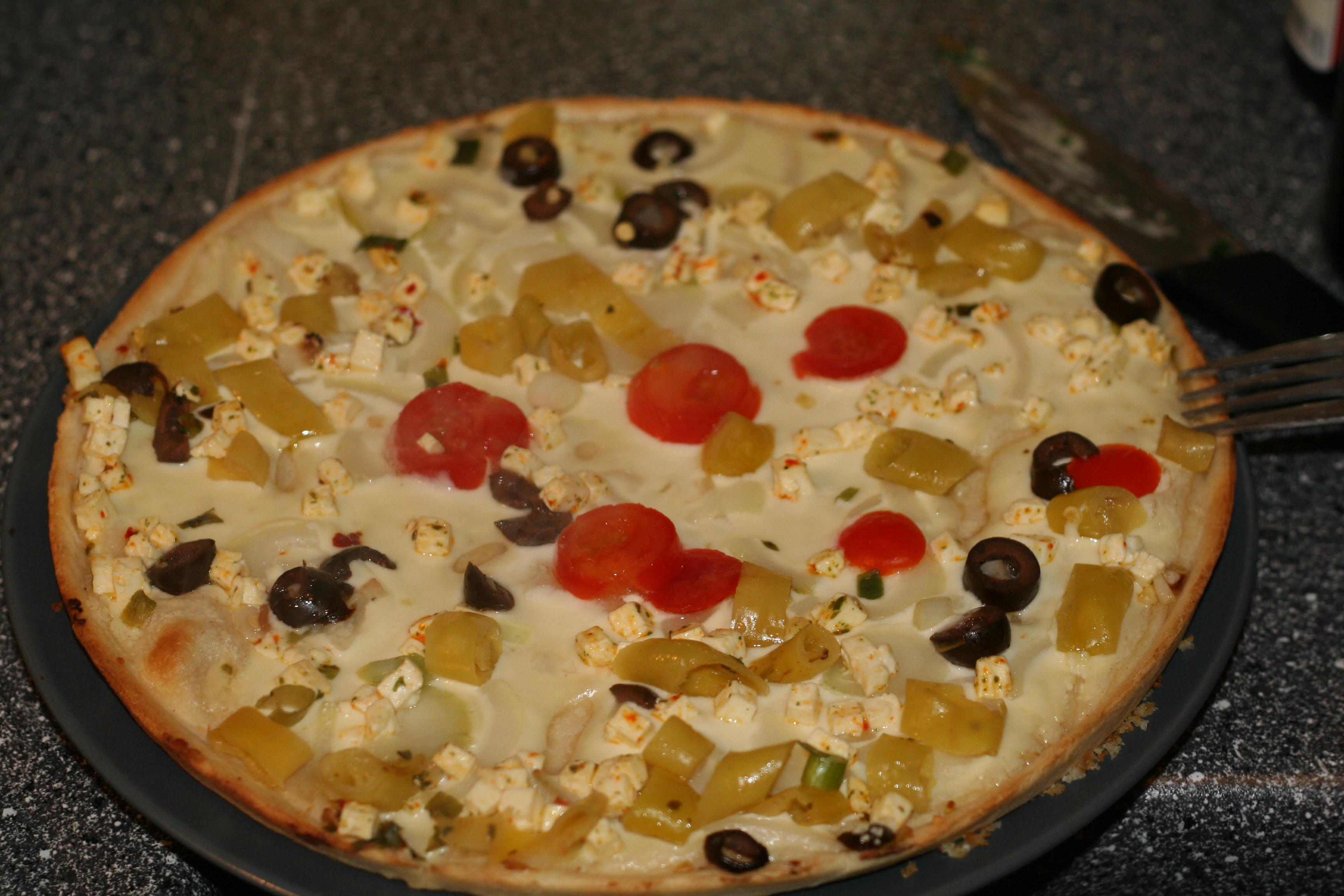 W*gner Flammkuchen und die Tomaten